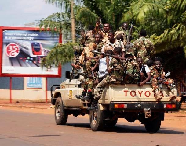 RCA-Tchad: double attaque contre les élèments du FPR