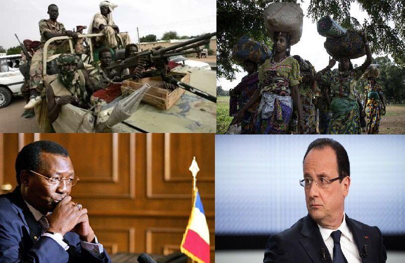 Le Soudan et la RCA déstabilisés par Idriss Deby : pourquoi la France cautionne-t-elle ?