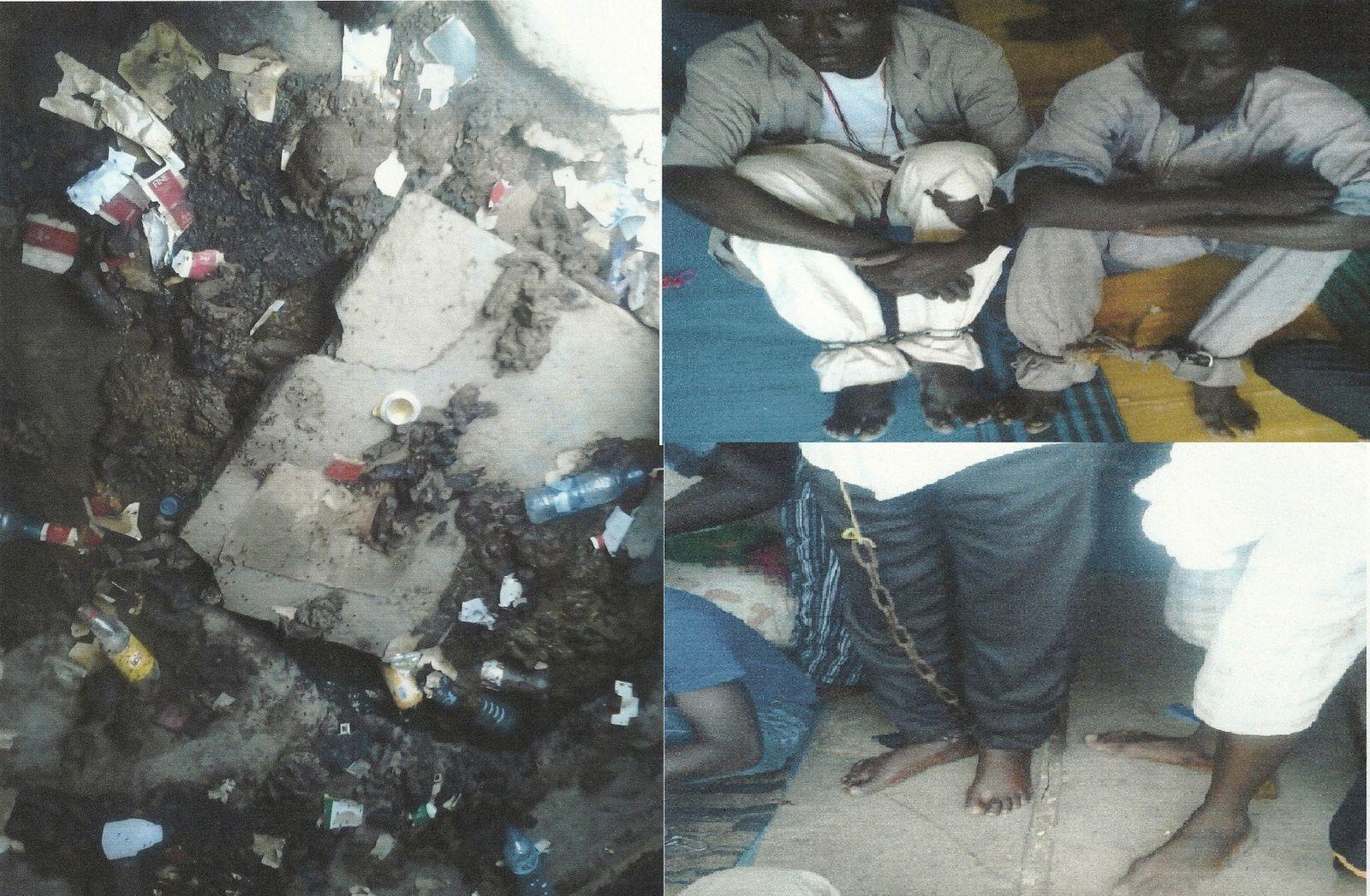 Rapport - CTDDH : situation éffroyable des droits humains au Tchad