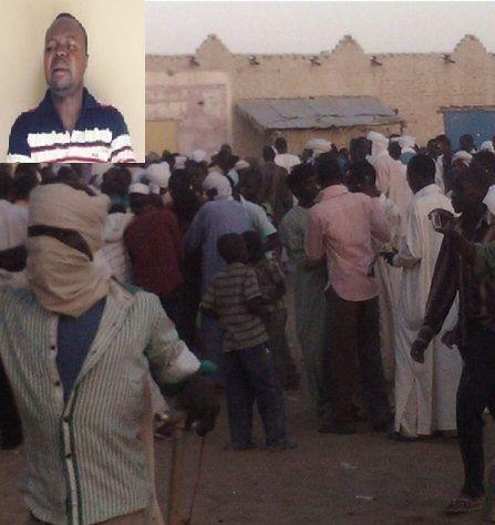 Le journaliste Avenir De La Tchiré se réfugie à la  gendarmerie