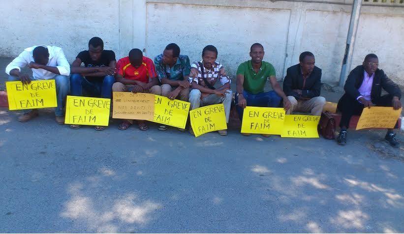 Le blog de makaila solidaire aux étudiants tchadiens en grève de la faim à Alger