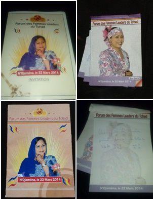 Forum des Femmes leaders du Tchad : le narcissisme de la première dame, Hinda Deby Itno  agace !