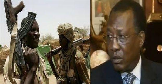 Bruxelles: rapport du GRIPS qui situe le Tchad dans une sous-région déstabilisée