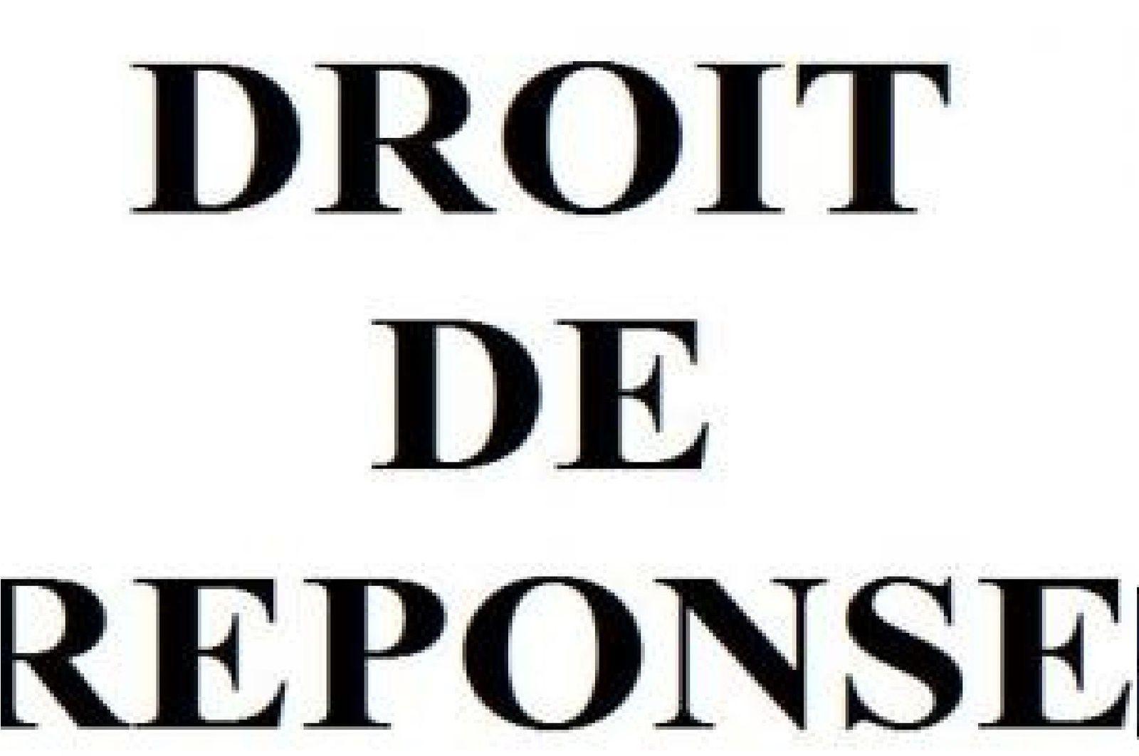 Tchad : Droit de réponse au site Tchadactuel