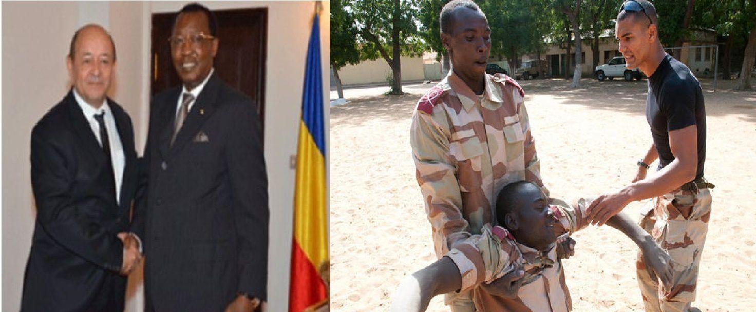 Défaire le lien  préjudiciable entre Idriss Deby et l'armée française : une priorité pour la démocratie au Tchad