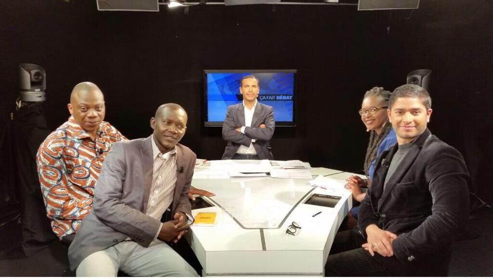 Émission diffusée sur Télésud :
