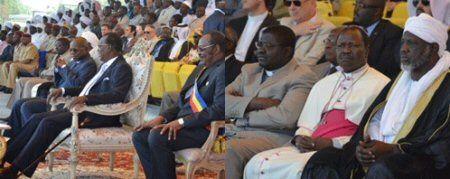Tchad: les chefs religieux pour une cohabitation apaisée