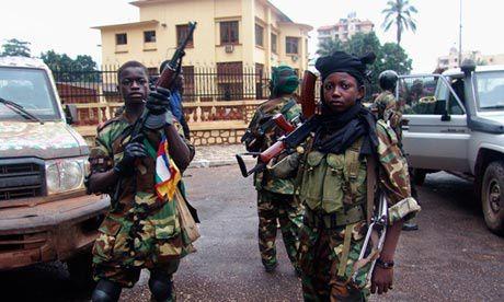 Centrafrique : combats entre factions de la Séléka à Bambari, 80 morts en deux jours