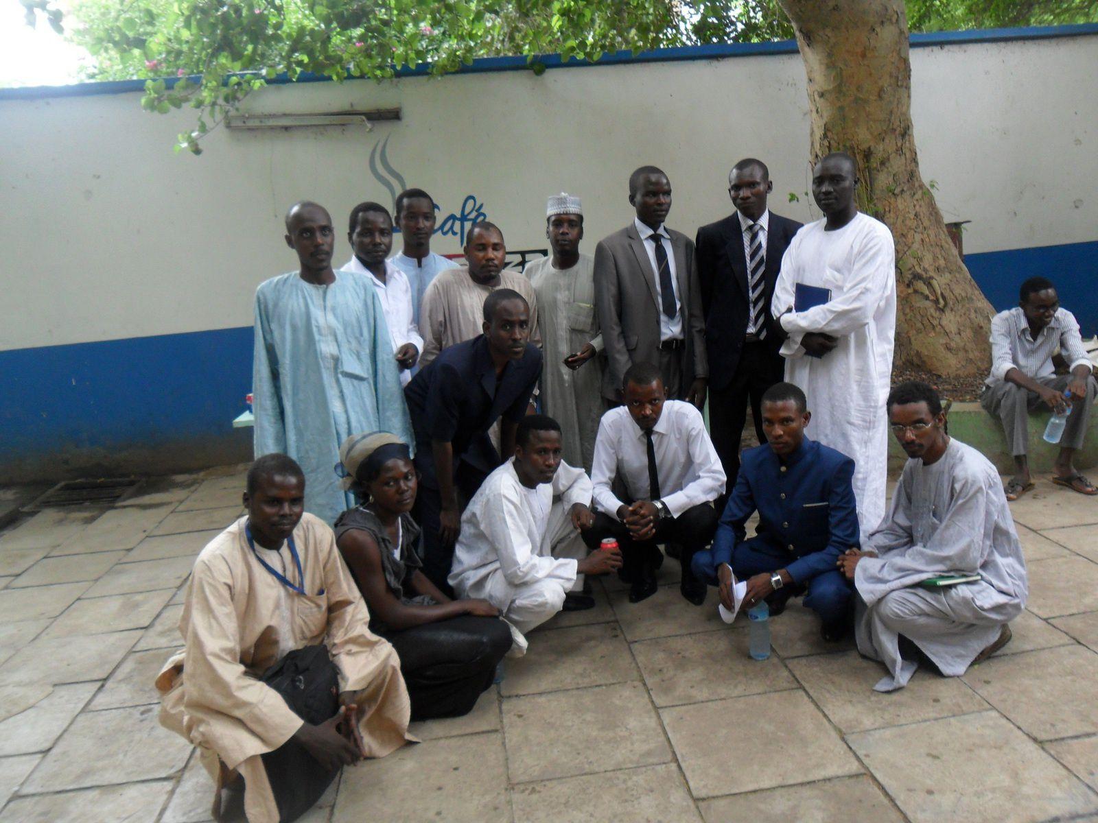 Tchad: le CAMOJET entend barrer la route à un 3ème mandat à Idriss Deby