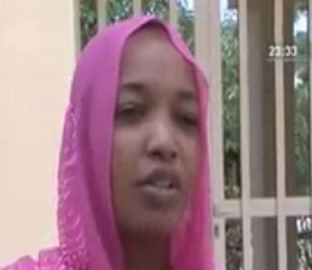 Haoua Daoussa Deby Itno, directrice de la raffinerie du pétrole au Tchad