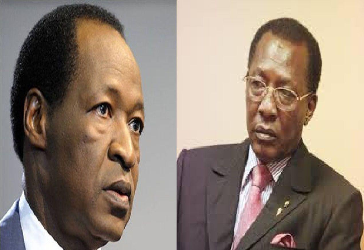 Etats-Unis/Chute précipitée de Blaise Compaoré au Burkina-Faso: il faut tirer la leçon au Tchad !