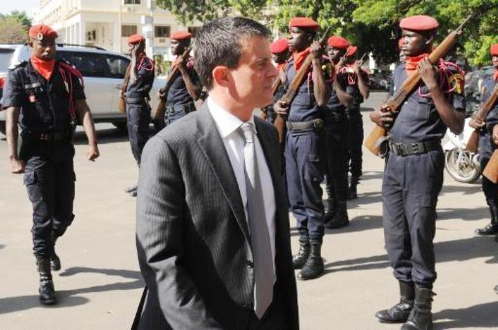 Valls chez Déby : une provocation contre le peuple tchadien