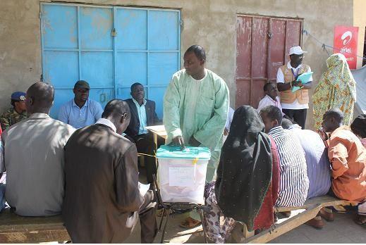 Tchad: la biométrie peut être introduite dans le processus électoral