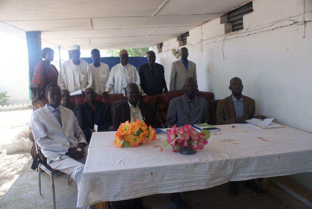 Tchad: signature d'un accord cadre entre 7 partis politiques d'opposition