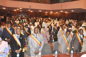BOULIMIE  Viscérale  AU  TCHAD &#x3B; HONTE  PARLEMENTAIRE : LE PEUPLE  TRAHI  ENCORE  UNE  FOIS DE  PLUS  par  ses  élus ?