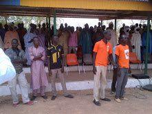 Meeting de l'UNDR à Mongo: la population prête pour le changement