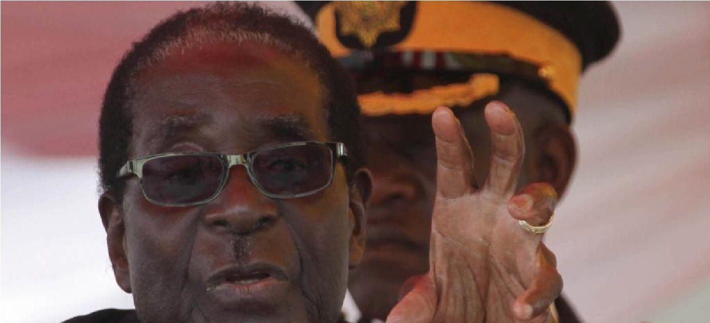 Robert Mugabe, président de l'UA : rien d'anormal !