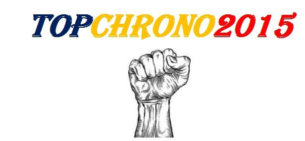 Top Chrono 2015: &quot&#x3B;Et si on en parlait&quot&#x3B;