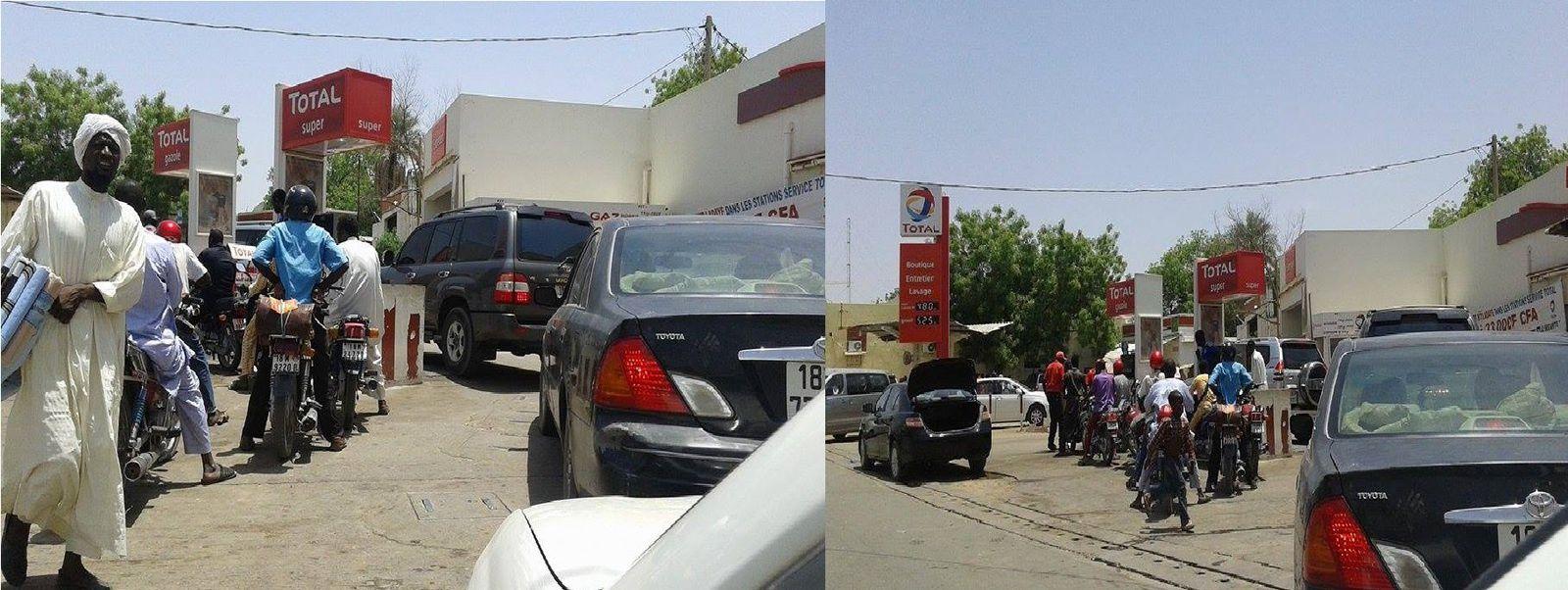 Tchad : le pays de nouveau plongé dans la pénurie des carburants