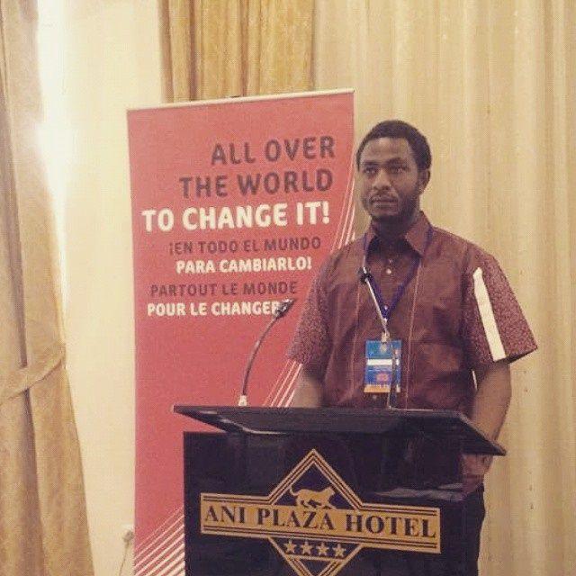 Sécurité et lutte contre la corruption: déclaration de Brahim Ibni Oumar