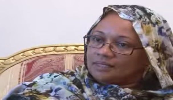 Dakar: Interview de Fatimé Raymonde Habré