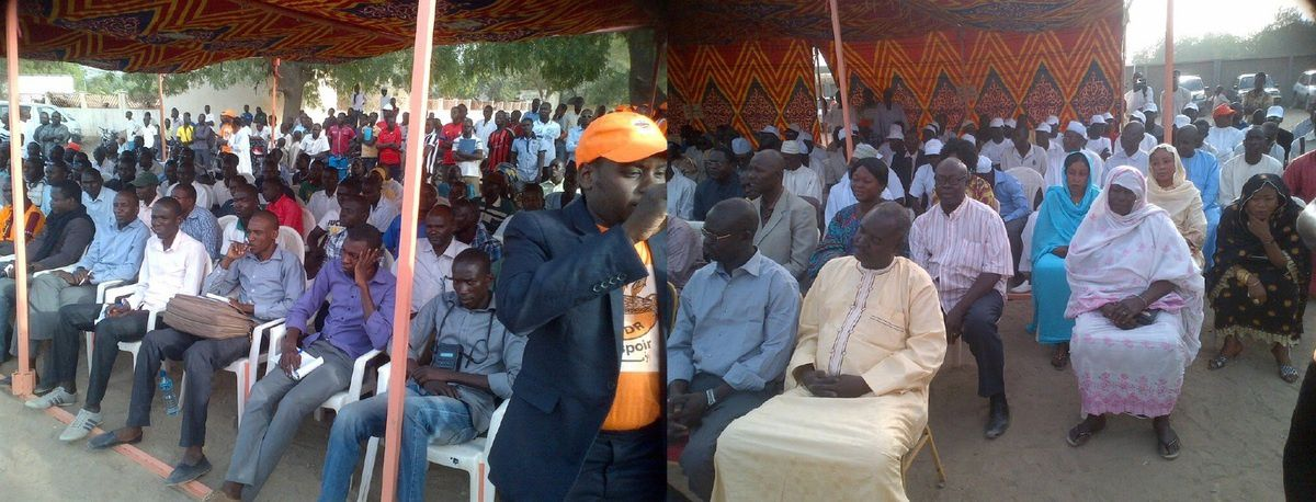 Un militant de l´ UNDR arrêté au Tchad