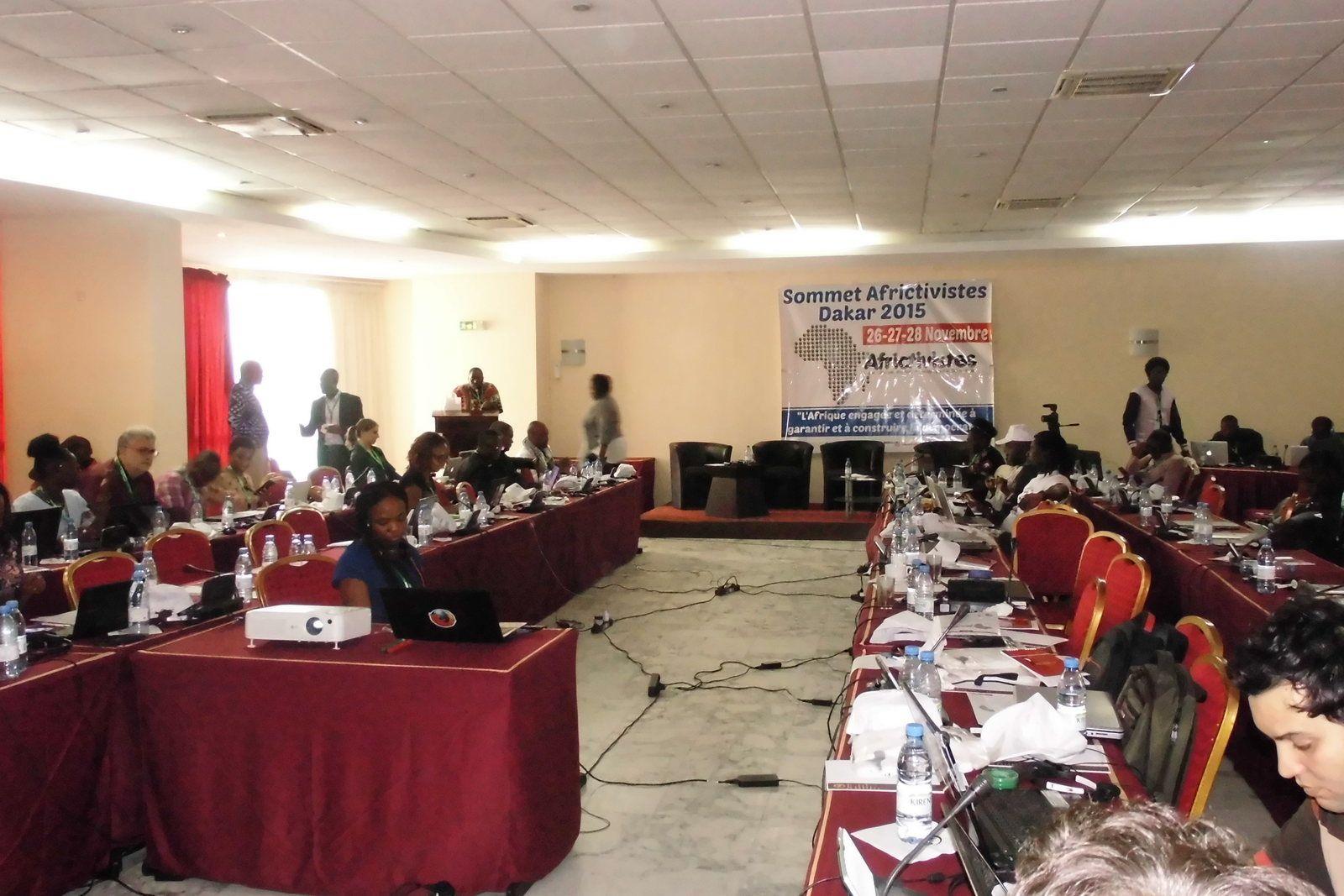 Retour du Sommet #Africtivistes de Dakar 2015 : remerciements à tous !