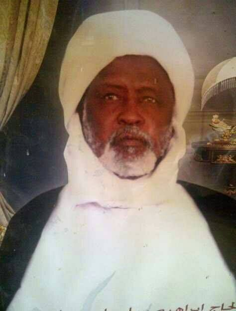 Brahim Souleymane Djoubo, chef de canton