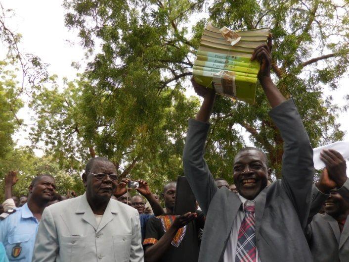 Solidarité-France/Tchad:67 établissements scolaires bénéficiaires des livres à Mandoul