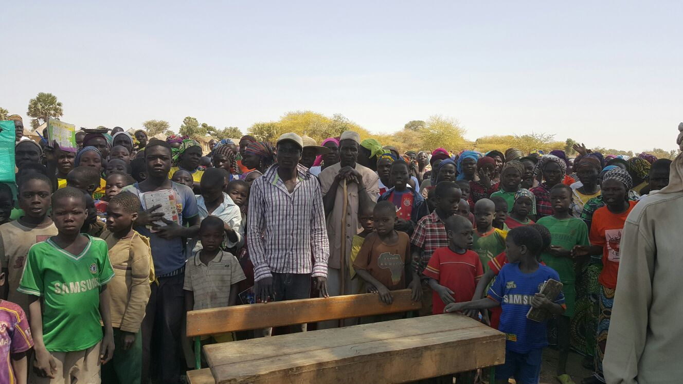 Saleh Kebzabo relève le défi de la mobilisation au Tchad