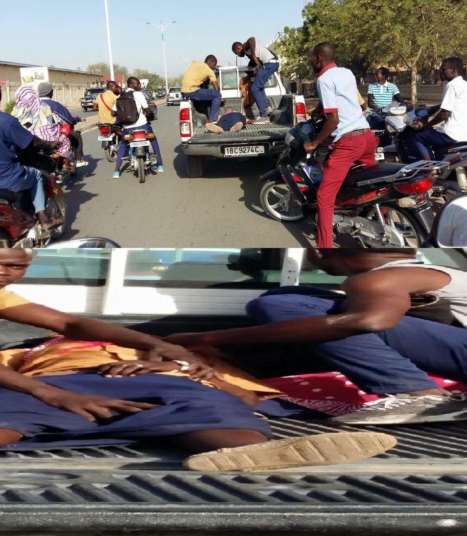 Manifestations au Tchad, expression du rejet général du pouvoir d'Idriss Deby