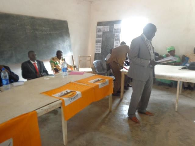 Tchad: CAPP-UNDR se mobilise pour Saleh Kebzabo