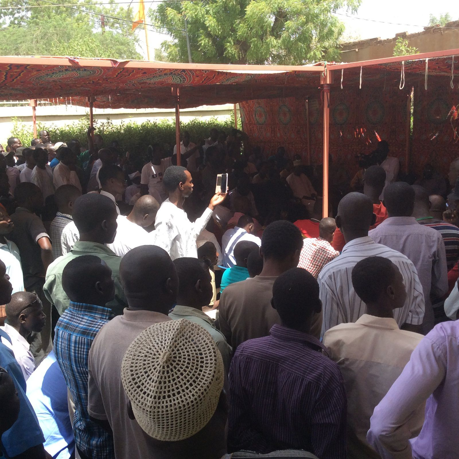 Tchad: l'opposition se coalise autour du candidat Kebzabo