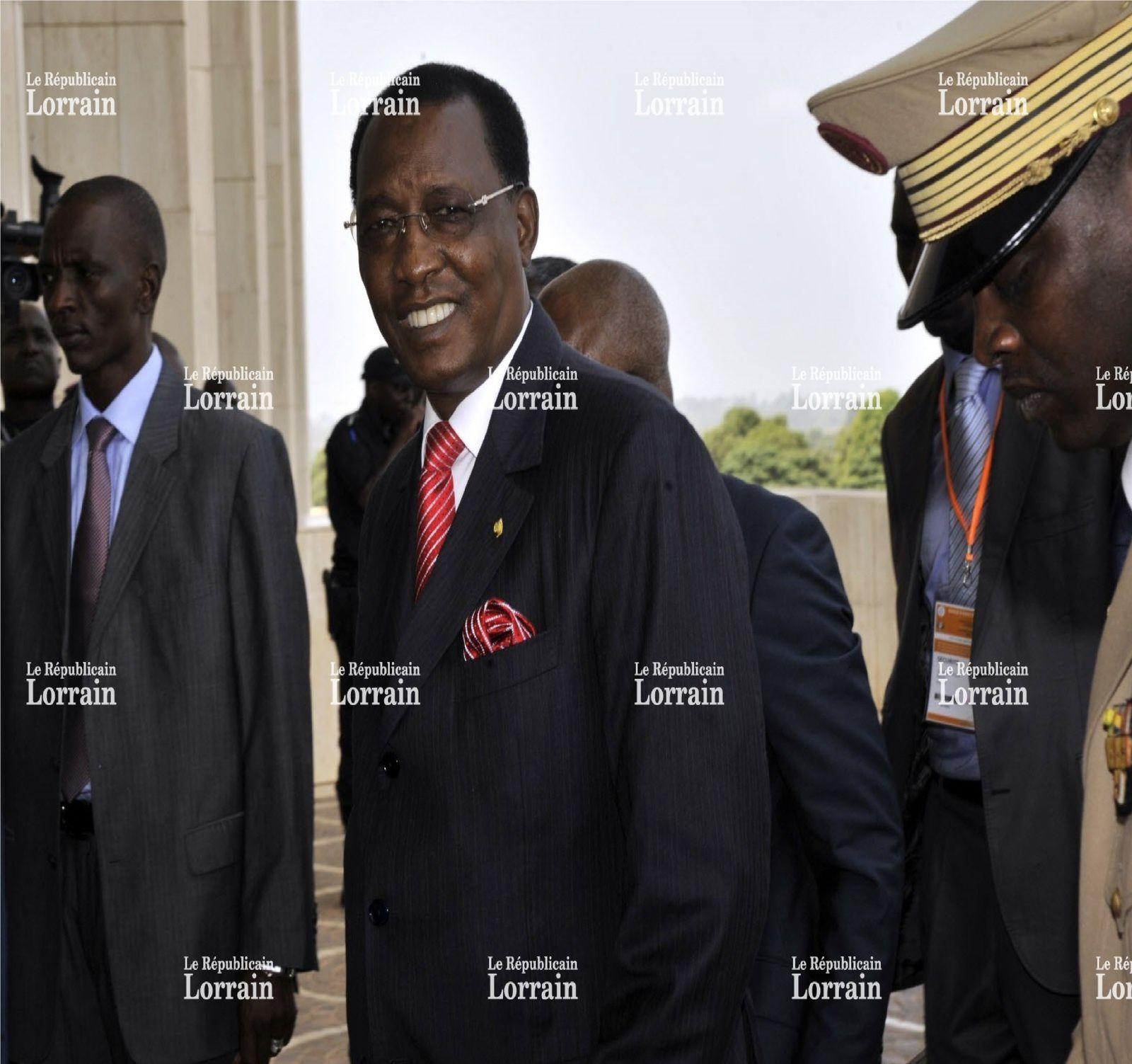 Idriss Deby cité parmi les chefs d'Etats  vissés à leur trône