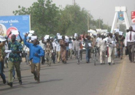1er mai 2016, fête du travail : hommage à l'UST et au courage des travailleurs au Tchad