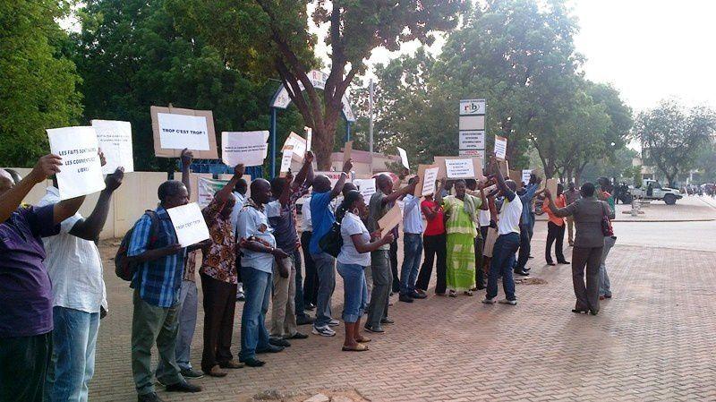 Tchad : tension à Moundou à la veille du procès de deux étudiants interpellés !