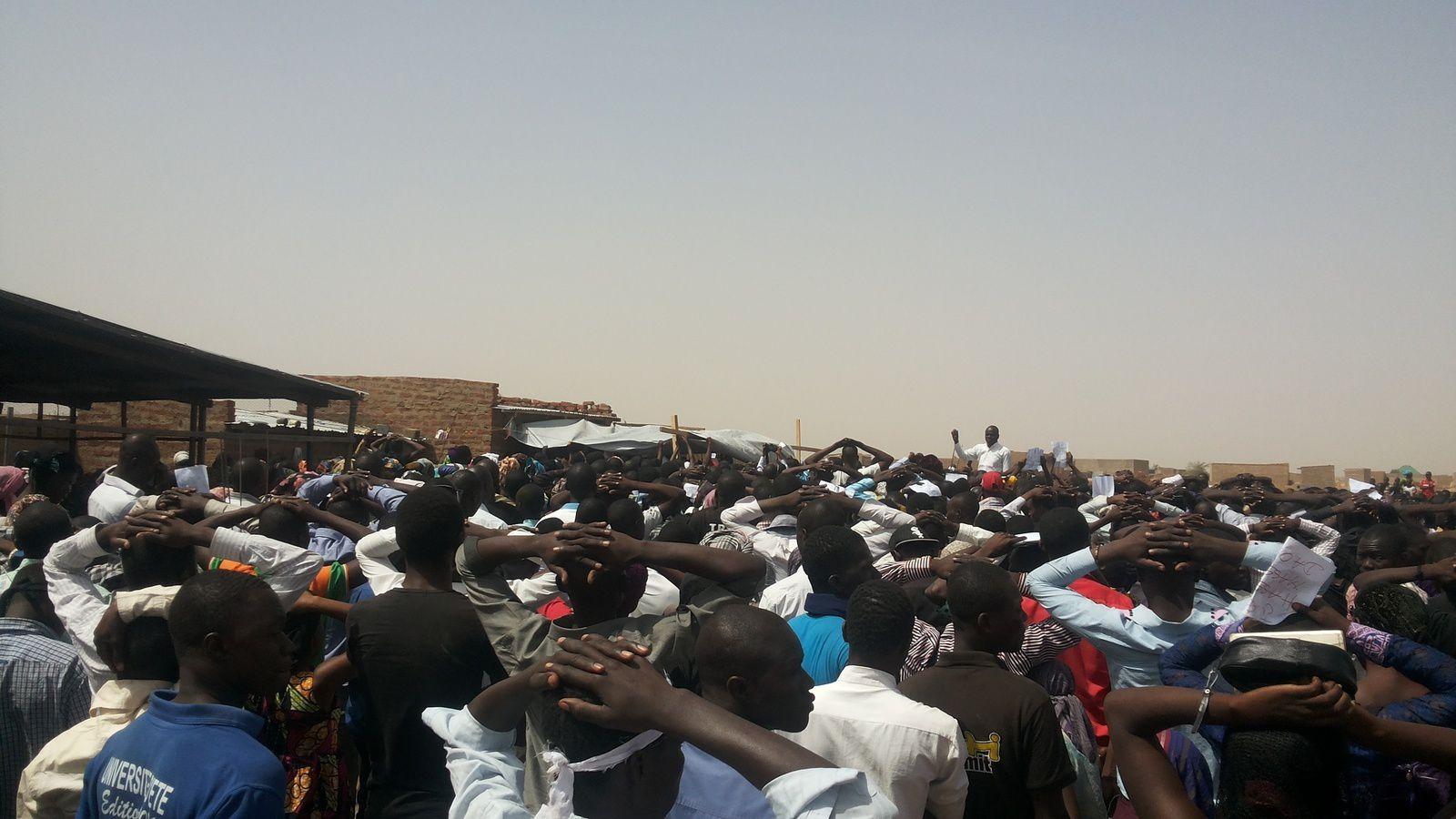 Rien ne va au Tchad, les étudiants en médecine abandonnés faute de 50 millions