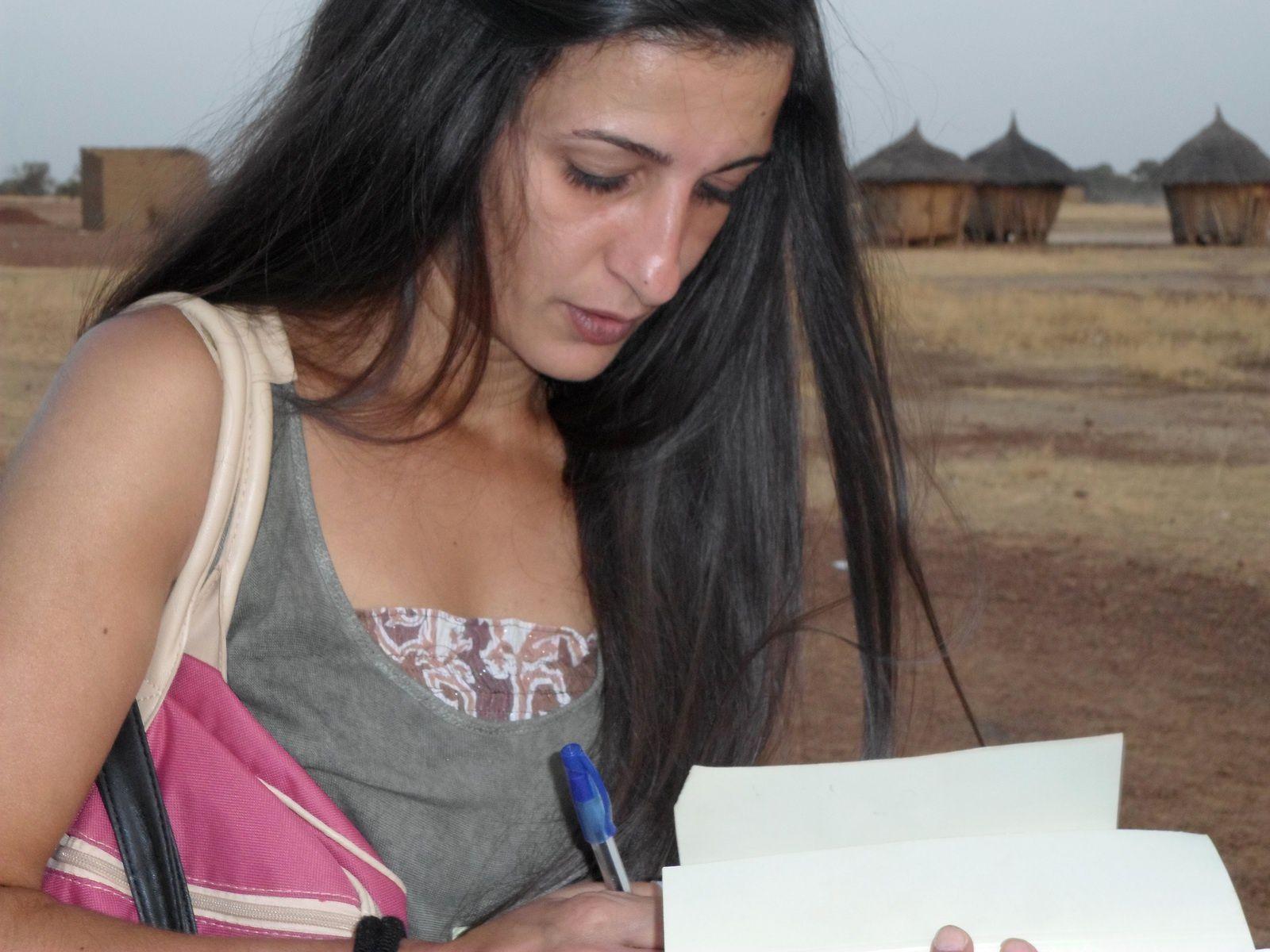 Lila Chouli, écrivaine, auteure de Chronique d'un mouvement social au Burkina-Faso