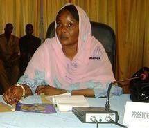Mariam Ibet, nouveau maire de la ville de Ndjaména