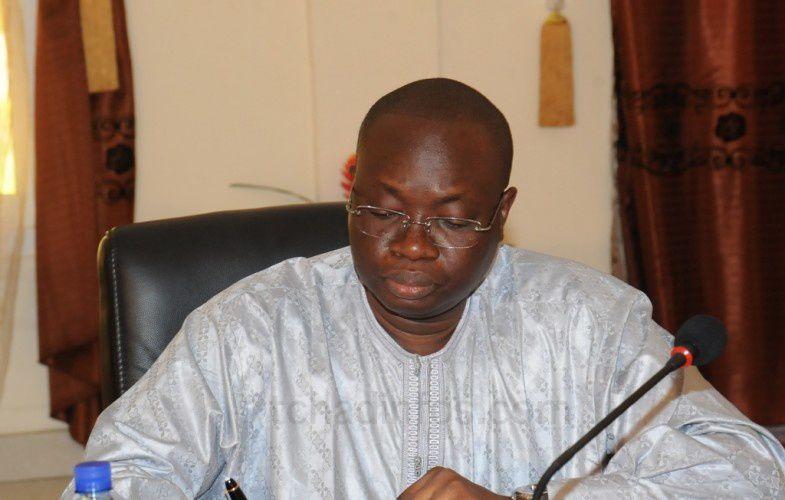 Mbogo Ngabo Séli.ministre des finances