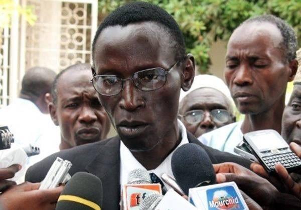 M.boubakry Mbodji, Secrétaire Général de la RADDHO