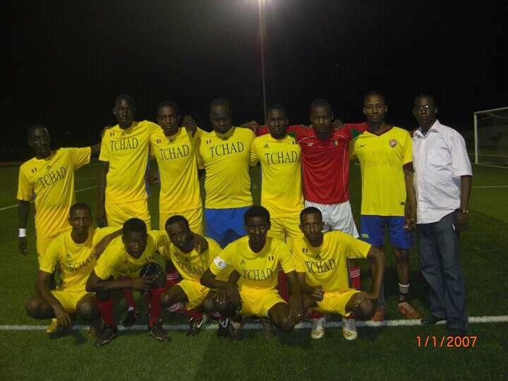 Mahamat Haki, footballeur tchadien décède à Malabo après avoir été torturé par la police équato-guinéenne.