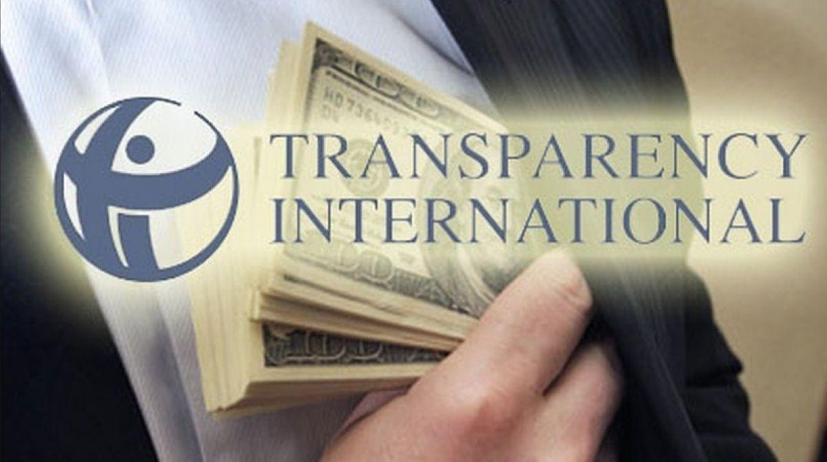 transparency international classement 2017
