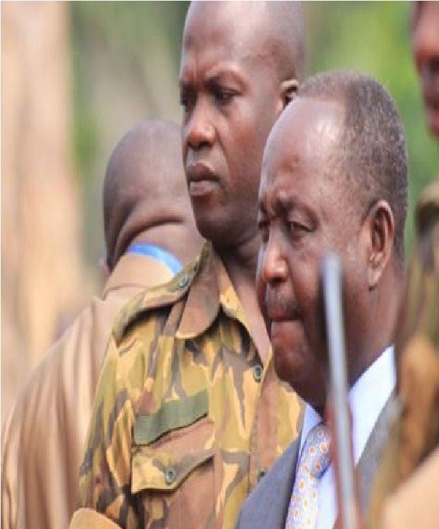 CENTRAFRIQUE : Idriss Deby Itno doit payer ultimement !
