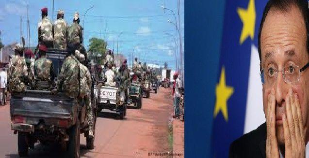 Tchad/RCA : Le Président Idriss Deby a-t-il piégé le président français François Holland ?