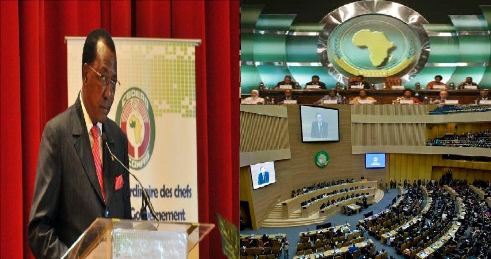 Crise centrafricaine : l'Union africaine instrumentalisée par Idriss Deby
