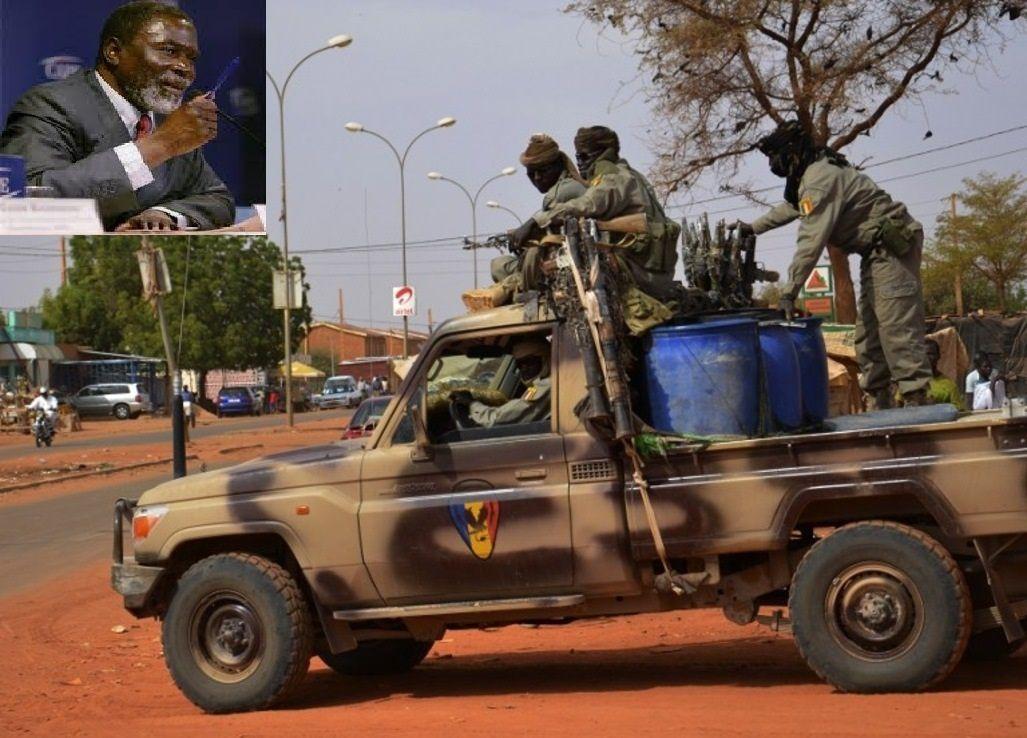 Crise en RCA: l'opposant Ngarléjy Yorongar exige le retait immédiat des soldats tchadiens