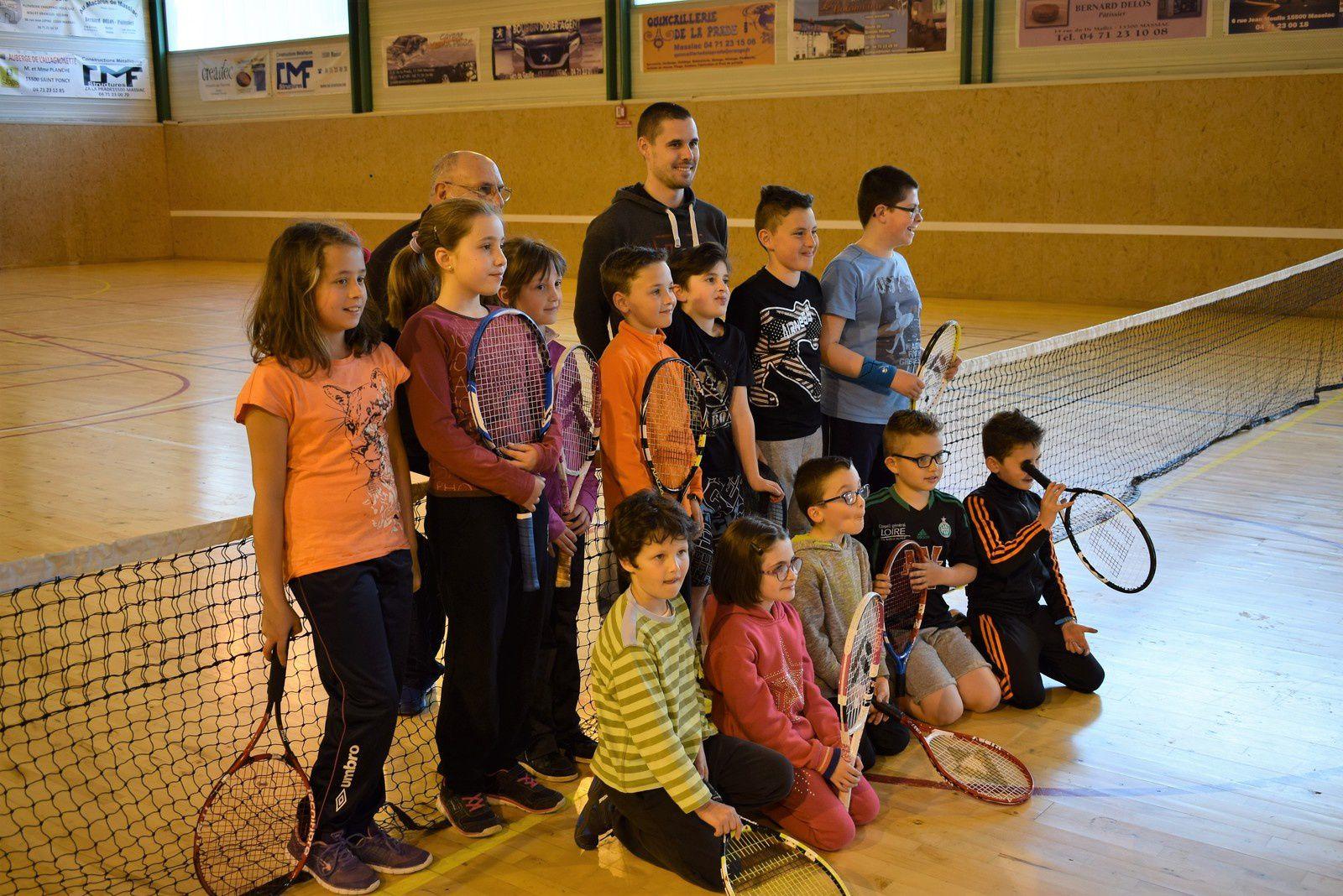Massiac : les jeunes du club de judo sont récompensés