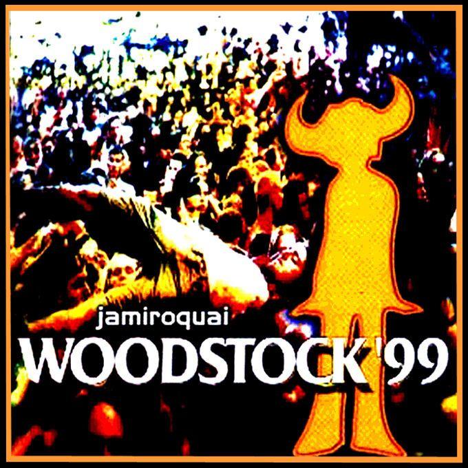 Jamiroquai - Live Bootleg @ Woodstock Festival, USA, 23-07-1999