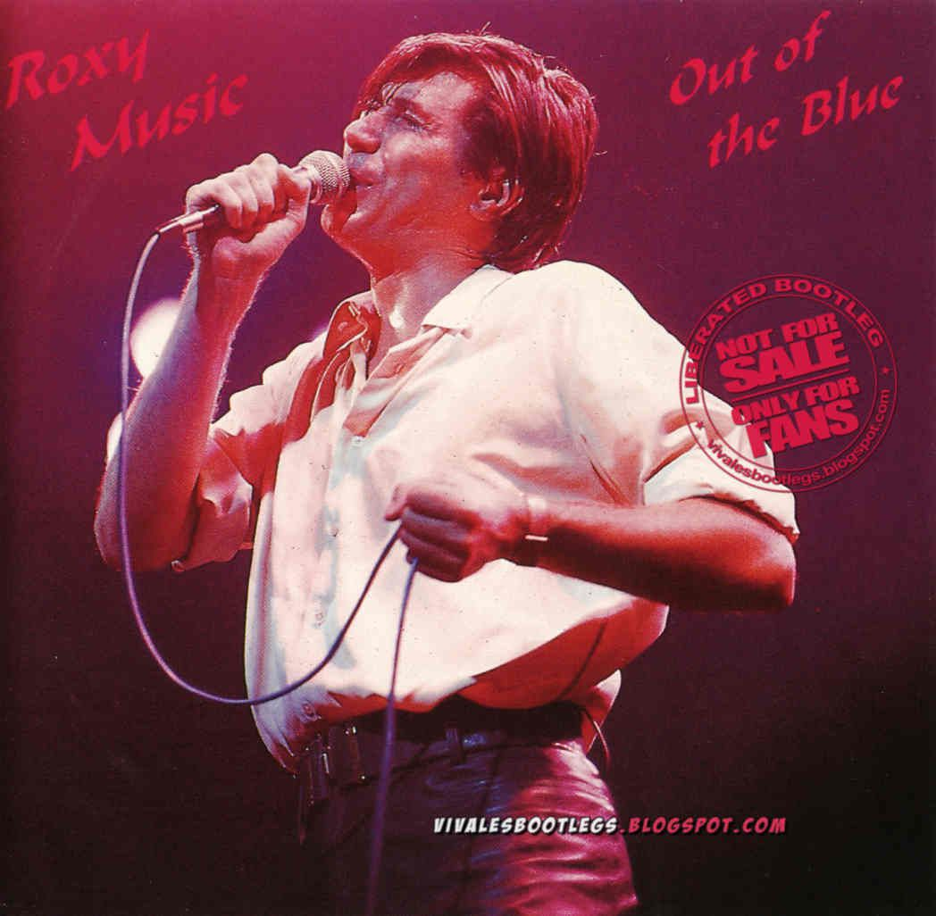 ROXY MUSIC: Live Bootleg Radio City Music Hall, New York City, USA - May 26, 1983.